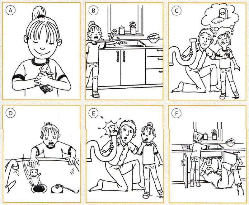 So Schreibt Man Eine Bildergeschichte In Der Grundschule 5